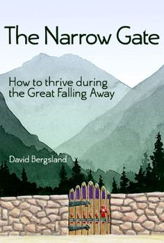 Buy The Narrow Gate: How To Thrive During the Great Falling Away by David Bergsland and Read this Book on Kobo's Free Apps. Discover Kobo's Vast Collection of Ebooks and Audiobooks Today - Over 4 Million Titles! Words Of Jesus, God Will Provide, Jesus Is Coming, Personal Relationship, Positive Messages, Writing A Book, Writing Help, Type Setting, Nonfiction