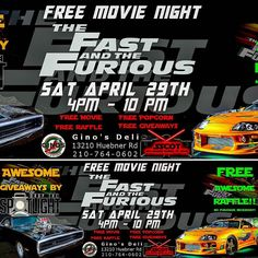 135 best fast and furious party images birthday celebrations car rh pinterest com