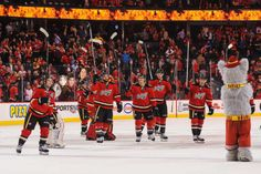 How the Calgary Flames made the 2015 playoffs