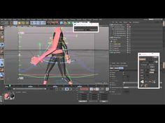 Animate With the Cinema 4D Graph Editor as a Heads Up Display - Lesterbanks
