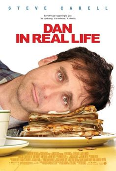 DAN IN REAL LIFE - one of my all-time favorite movies! Love these characters!  And the soundtrack...ahhhh