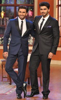 Ranveer Singh And Arjun Kapoor