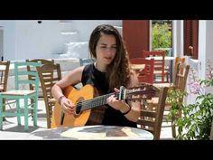 Το καφενείο - Aντιγόνη Στάππα (Cover) Music Instruments, Guitar, Musical Instruments, Guitars