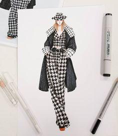 Visit Us : www. Mode Portfolio Layout, Fashion Portfolio Layout, Fashion Design Sketchbook, Fashion Design Drawings, Portfolio Ideas, Fashion Illustration Tutorial, Illustration Mode, Fashion Drawing Dresses, Fashion Illustration Dresses