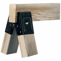 Make your own saw horse style table legs!