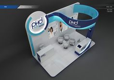PHD Concept for Arab health on Behance