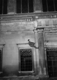 SS16 INSPIRATION The Night Climbers of Cambridge | Thomas Mailaender