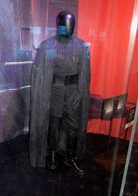 Kylo Ren costume Star Wars: The Last Jedi
