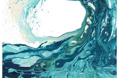 A stunning abstract art print of a wave in a variety of turquoise and blues – it is a print of my Sandbanks Wave I painting. It is one of my favourite prints and also my favourite painting to date. The original was created using acrylics on canvas and was great fun to paint! This surf art print would make a touching new home housewarming gift for a sea lover and would look fabulous with both modern minimalist decor as well as a more traditional or rustic interior design – complete your…