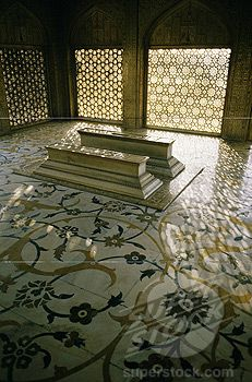 interiors,Taj Mahal,Agra