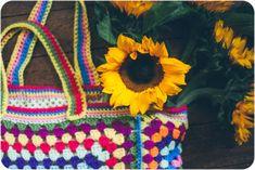 Guest Pattern: Granny Square Bag