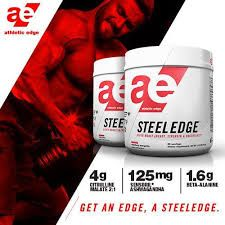 SteelEdge: NEW Athletic Edge Pre-Workout