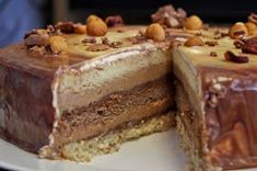Torta od čokolade i lješnjaka ~ Recepti za 10 Torte Recepti, Kolaci I Torte, Baking Recipes, Cookie Recipes, Dessert Recipes, Torta Ferrero Rocher, Oreo Cheesecake Bites, Cheesecake Ice Cream, Torta Recipe