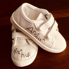 """Day 1: """"personalized sneakers"""""""