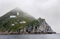 The lighthouse of Nagaev Bay. Magadan Port, located in Nagaev Bay, is the largest port in the Sea of Okhotsk. The port is accessible to larg...