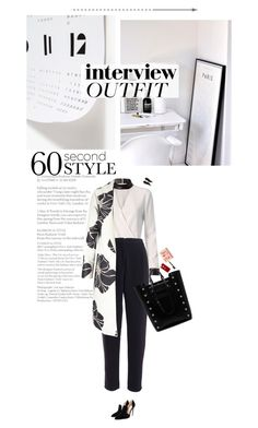 """""""Your time is now"""" by miss-milika ❤ liked on Polyvore featuring Exclusive for Intermix, Gianvito Rossi, Mulberry, Henri Bendel, Smith & Cult and Kate Spade"""