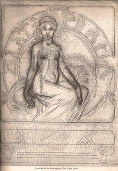 Mucha sketches? Please?