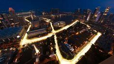 Singapore's First-Class Formula One Weekend