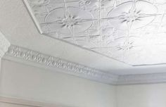 Wunderlite does pressed metal panels for old fashioned decorative ceilings and wainscoting