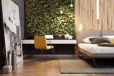 homedesigning:  (via 7 Bedroom Designs To Inspire Your Next Favorite Style)  http://ift.tt/2bgv4sT