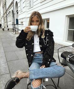 Bad habits are okay during Copenhagen fashion week #cphfw
