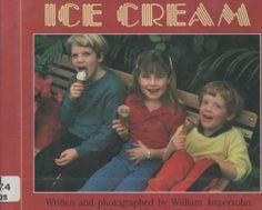 Ice Cream: Jaspersohn: 9780027478211: Amazon.com: Books