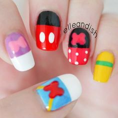 elleandish #nail #nails #nailart