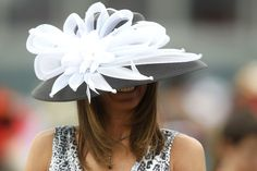 …from classy… | How To Make The Kentucky Derby Hat Of Your Dreams