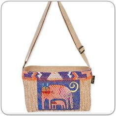 "LAUREL BURCH CAT CROSSBODY Attention cat lovers everywhere......new with tags!!!m Iconic Laurel Burch!  Canvas with metallic gold accents. One inside zip. 13"" X 7.5"" X 4"". Extra long adjustable strap.  Cute metal cat fob and zipper.  Orange and cream cotton lining. Price firm unless bundled Laurel Burch Bags Crossbody Bags"