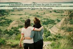 """i am so very blessed with friends like this. (even those who can """"see"""" it when they can't see me) <3"""