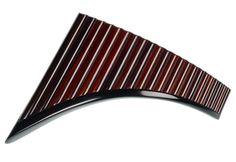 Alto Rosewood Panflute | preda-panflute.ro Hammered Dulcimer, Instrumental, Musical Instruments, Musicals, Studio, Heart, Pan Flute, Romantic, Music