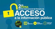 Segunda Feria por el Día Internacional del Derecho de Acceso a la Información Pública