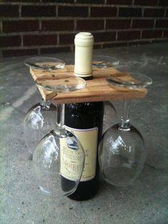 embalagem vinho+taças