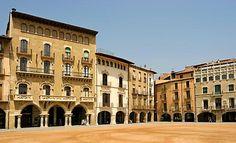 Plaça Major de Vic, Catalunya