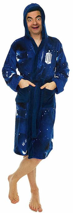 Doctor Who Tardis & Dalek Fleece Robes & Jumpsuits – Merchandise Guide - The Doctor Who Site