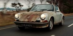 Old cars for sale barn finds vehicles 55 new Ideas - Classic car list Porsche 911 Targa, Muscle Cars For Sale, Best Muscle Cars, Battle Scars, Car Accessories For Girls, Cute Cars, Barn Finds, Car Manufacturers, Old Cars