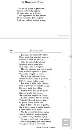 Le poesie di Maria Virginia Fabroni nei libri di testo del 1800