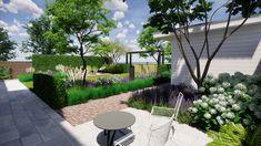 Ontwerptekening, 3D tekening, 3D ontwerp, renders, ontwerpen, architectuur, tuinarchitect, tuinarchitectuur, ontwikkelen, ontwerpen, realiseren, tekenen, ontwikkeling, tuinaanleg, tuinontwerp, tuintekening Sidewalk, Patio, Outdoor Decor, Home Decor, Walkway, Homemade Home Decor, Yard, Terrace, Decoration Home