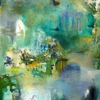Abstract Artist Alan Soffer