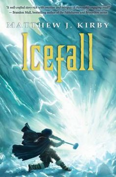 Icefall by Matthew J. Kirby-Check out the review at http://lgdata.s3-website-us-east-1.amazonaws.com/docs/1622/1199729/StaffPicks2014-09.pdf