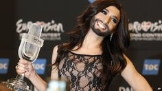 Conchita Wurst wins Eurovision  2014 songs contest