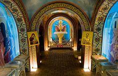 Greek Shrine.  #shrine