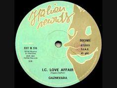 GAZNEVADA - I.C. LOVE AFFAIR (ITALIAN VERSION)