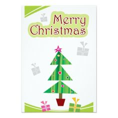 Christmas Greeting Card - Xmas ChristmasEve Christmas Eve Christmas merry xmas family kids gifts holidays Santa