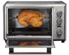 Hamilton Beach Countertop Oven with Convection and Rotisserie, Standard Packaging | YC Store