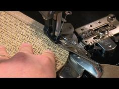Tips for Binding Curves on Carpet & Flooring - YouTube - All Sailrite parts and accessories available in Europe from www.solentsew.co.uk (Sailrite's only European distributor) #solentsew