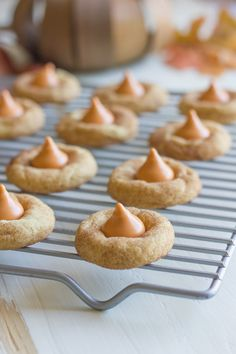 Pumpkin Spice Kissed Snickerdoodles - a fun fall treat made with ...