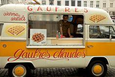 Gaufres - wafels - waffles © Ingvar Sverrisson