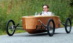MAMK mäkiauto Soap Box Derby Cars, Soap Box Cars, Motorized Trike, Homemade Go Kart, Tiny Boat, Wood Bike, Recumbent Bicycle, Reverse Trike, Pedal Cars