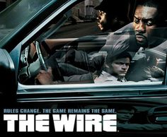 The Wire ... possible the greatest TV show ever made.